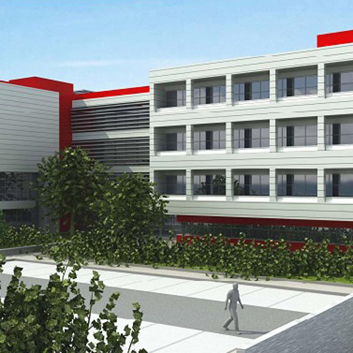 Nuovo Centro Cardio Toracico, Accra (Ghana)