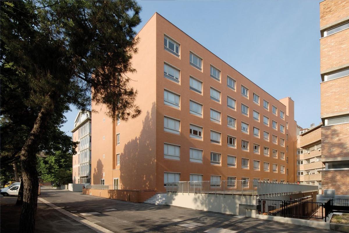 Nuova Ala di Degenza del Policlinico Sant'Orsola-Malpighi, Bologna (Italia)