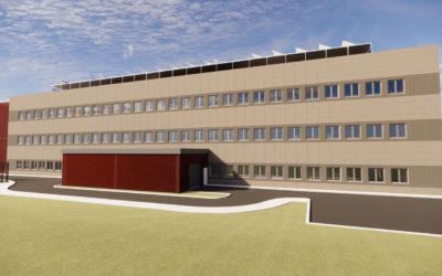 Nuovo padiglione per le emergenze epidemiologiche dell'Ospedale Borsellino di Marsala: Gianni Plicchi firma il progetto esecutivo.