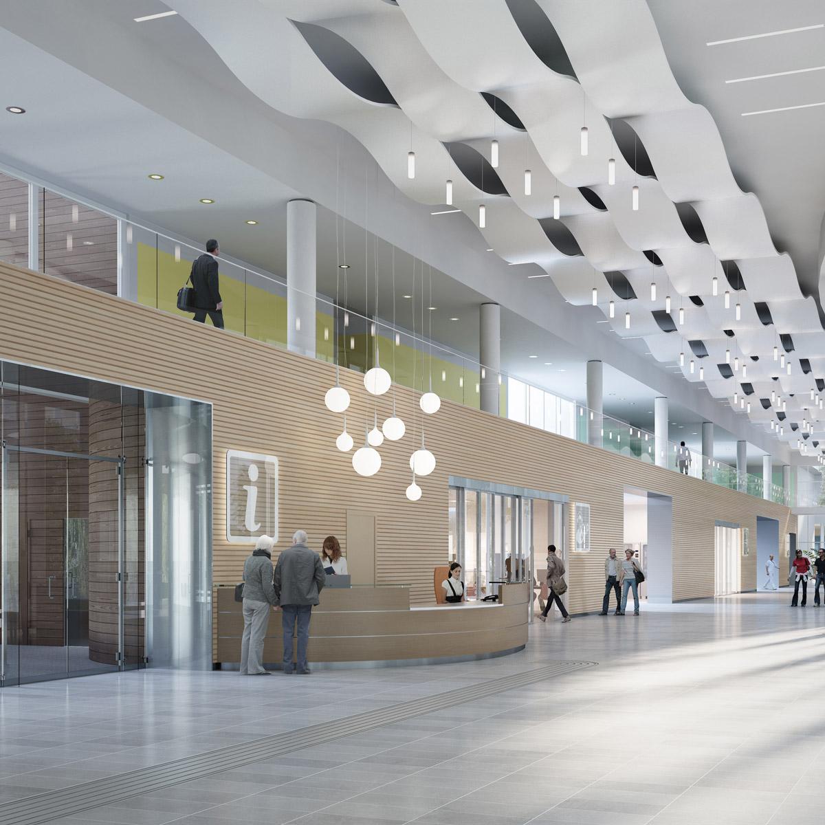 Cittadella della Salute e Nuovo Ospedale di Pordenone (Italia)