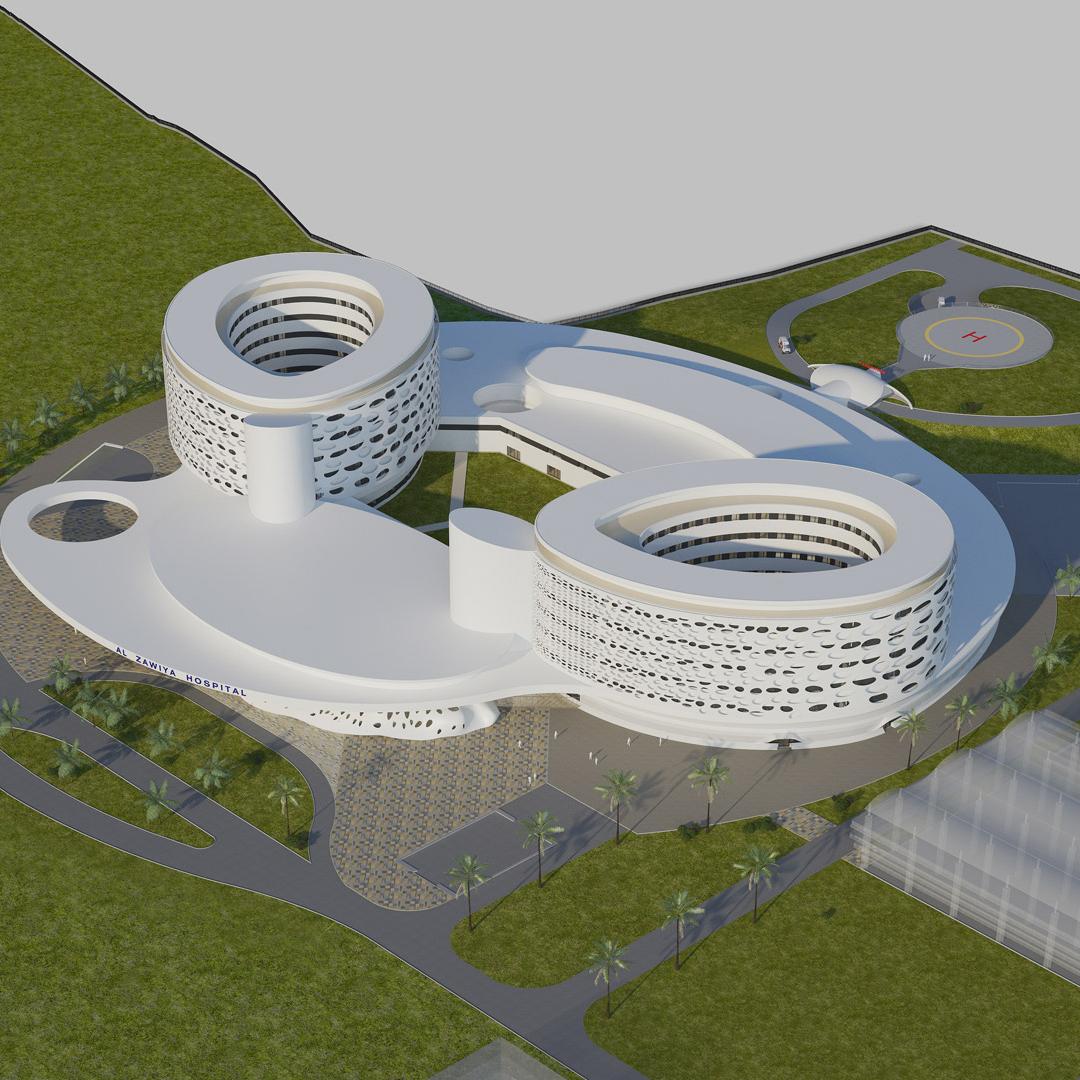 Nuovo Ospedale di Al Zawiya (LIbia)